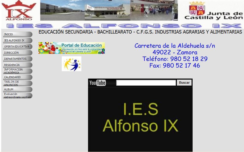 Web Centro